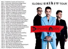 Depeche Mode global spirit