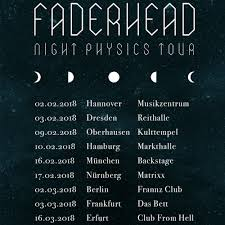 Faderhead (night physics)