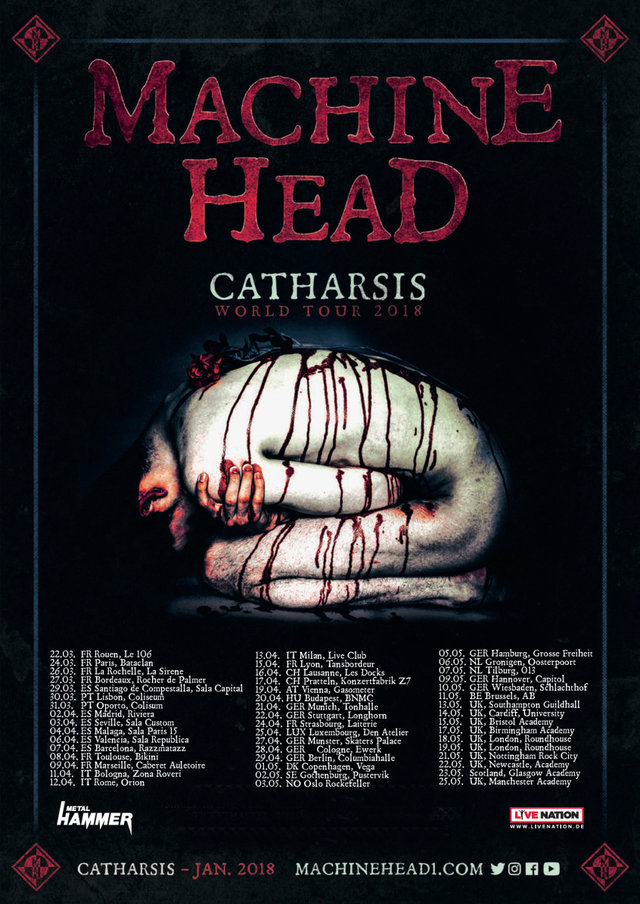 Machine Head (catharsis)